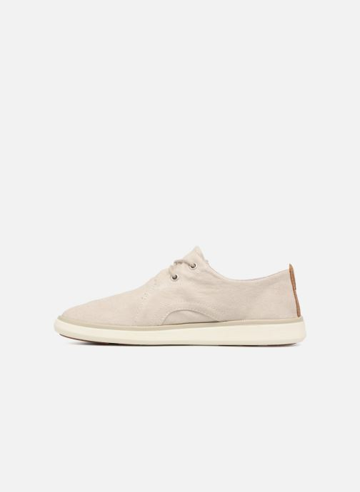 Sneakers Timberland Gateway Pier Casual Oxfor Grigio immagine frontale