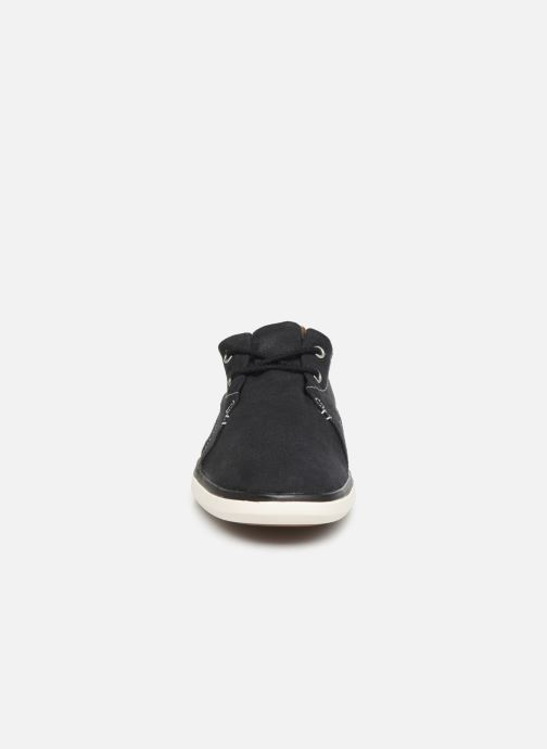 Baskets Timberland Gateway Pier Casual Oxfor Noir vue portées chaussures