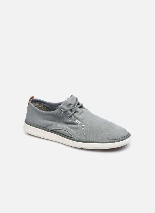 Sneakers Timberland Gateway Pier Casual Oxfor Grijs detail