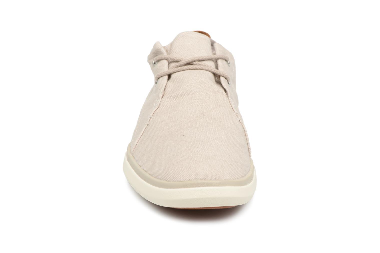 Sneaker Timberland Gateway Pier Casual Oxfor grau schuhe getragen