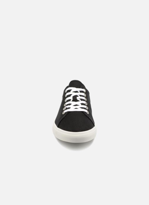 Sneakers Timberland Union Wharf Lace Oxford Nero modello indossato
