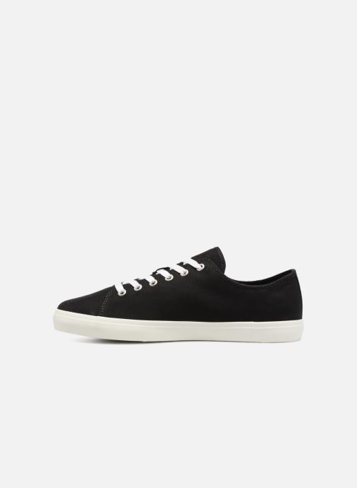 Baskets Timberland Union Wharf Lace Oxford Noir vue face