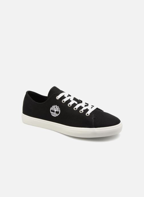 Trainers Timberland Union Wharf Lace Oxford Black detailed view/ Pair view