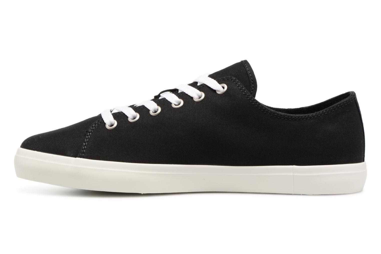 Sneaker Timberland Union Wharf Lace Oxford schwarz ansicht von vorne