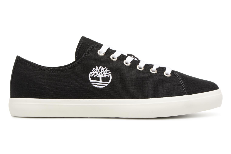 Sneaker Timberland Union Wharf Lace Oxford schwarz ansicht von hinten