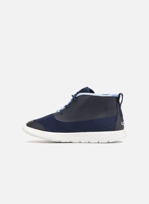 Sneaker UGG Seaway Chukka blau ansicht von vorne