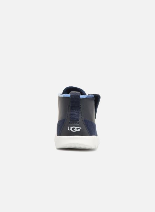Baskets UGG Seaway Chukka Bleu vue droite