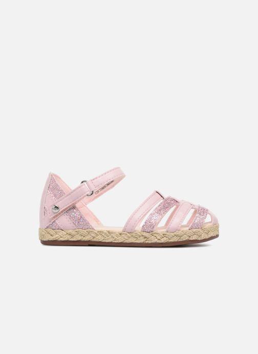 Sandalen UGG Matilde Sparkles rosa ansicht von hinten