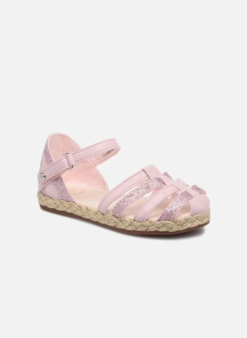 Sandales et nu-pieds UGG Matilde Sparkles Rose vue détail/paire