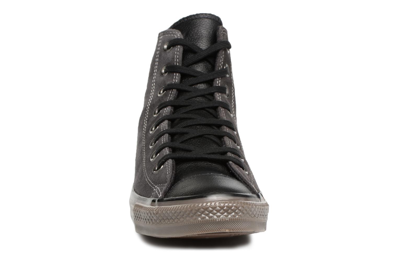 Baskets Converse Ctas Distressed Hi M Noir vue portées chaussures