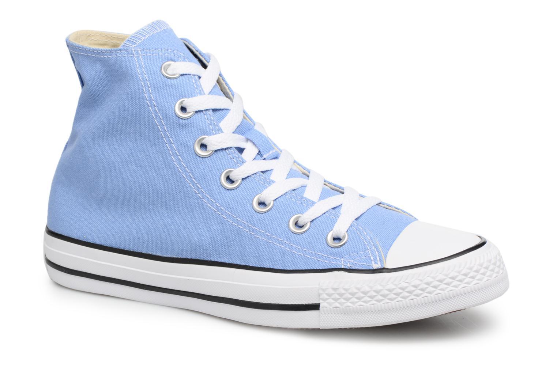 Sneaker Converse Chuck Taylor All star Classic 157615C W blau detaillierte ansicht/modell