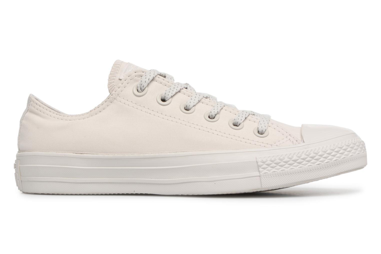 Sneaker Converse Chuck Taylor All Star Ox 555979C grau ansicht von hinten