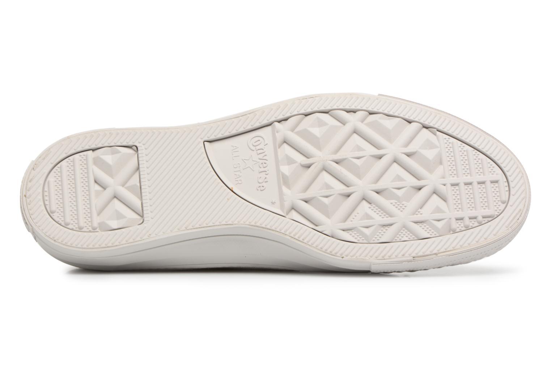 Sneaker Converse Chuck Taylor All Star Ox 555979C grau ansicht von oben