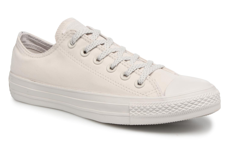 Sneaker Converse Chuck Taylor All Star Ox 555979C grau detaillierte ansicht/modell