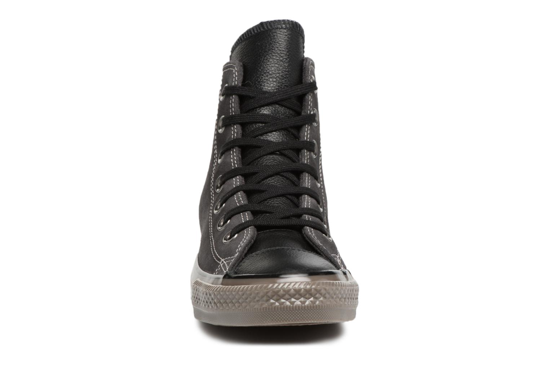 Baskets Converse Ctas Distressed Hi W Noir vue portées chaussures