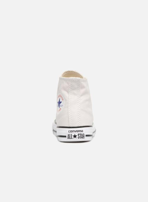 Trainers Converse CTAS HI White view from the right