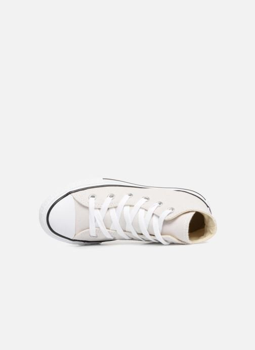 Trainers Converse CTAS HI White view from the left