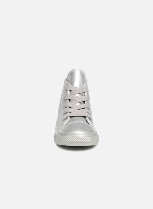 Trainers Converse CTAS HI Silver model view