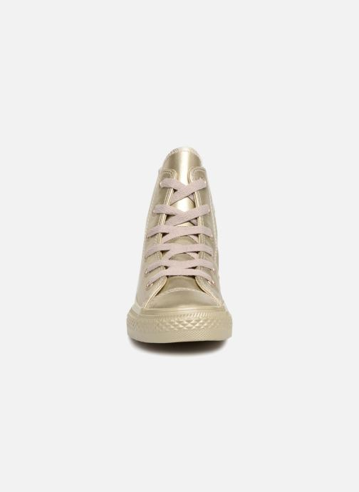 Trainers Converse Chuck Taylor All Star Metallic Bronze and Gold model view