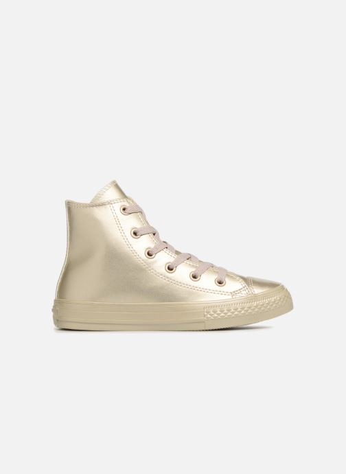 Trainers Converse Chuck Taylor All Star Metallic Bronze and Gold back view