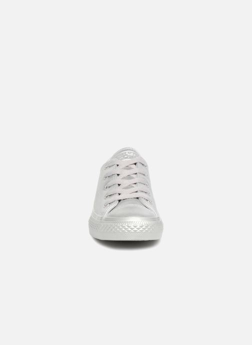 Trainers Converse Chuck Taylor All Star Metallic 357663C Silver model view