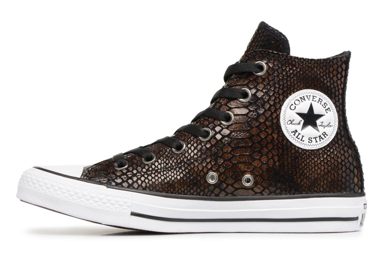 Baskets Converse Chuck Taylor all star 556817C Noir vue face