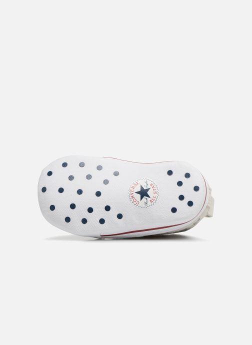 Sneakers Converse CTAS FIRST STAR HI VAPOROUS GRAY Hvid se foroven