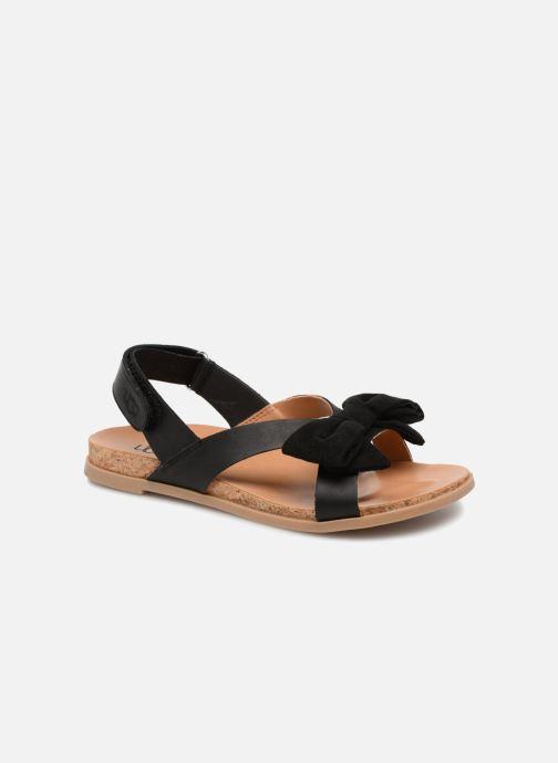 Sandales et nu-pieds UGG Fonda Noir vue détail/paire