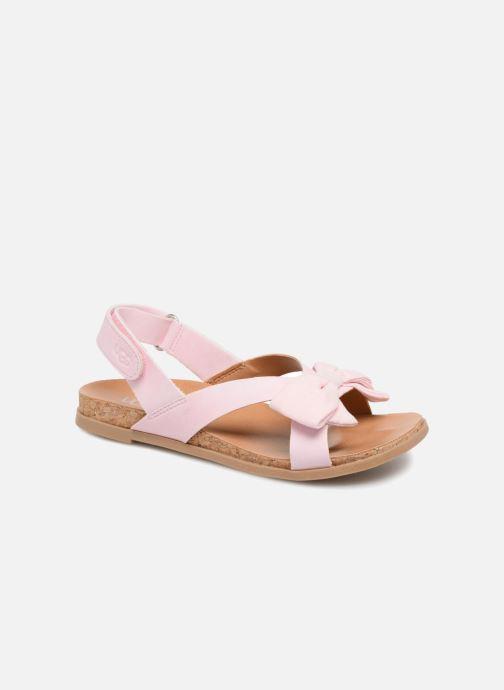 Sandales et nu-pieds UGG Fonda Rose vue détail/paire