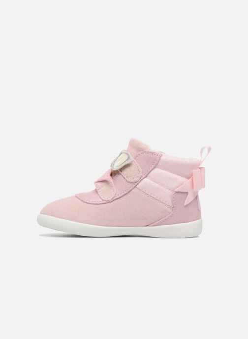 Sneakers UGG Livv Rosa immagine frontale