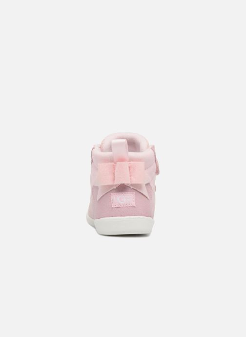 Sneakers UGG Livv Rosa immagine destra