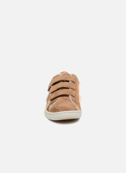 Baskets UGG Alix Spill Seam Marron vue portées chaussures