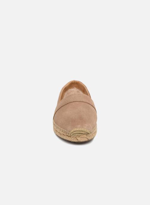 Espadrilles UGG Renada Beige vue portées chaussures