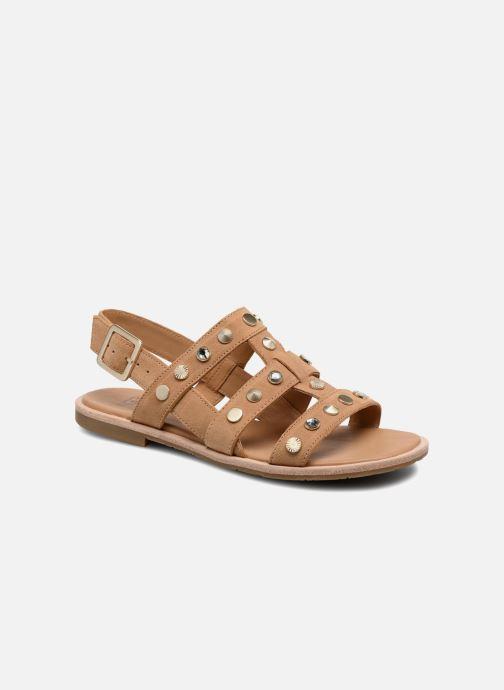 0b850e831e9f UGG Zariah Studded Bling (Brown) - Sandals chez Sarenza (324996)