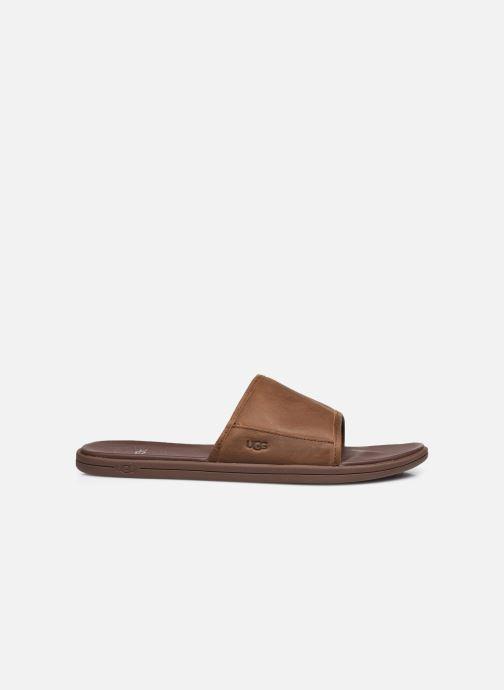 Sandali e scarpe aperte UGG Seaside Slide Marrone immagine posteriore