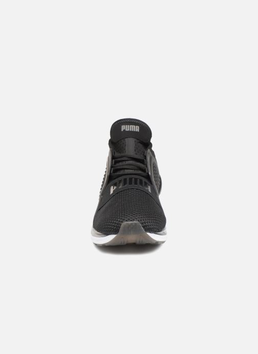 Sneakers Puma IGNITE Limitless Weave Zwart model