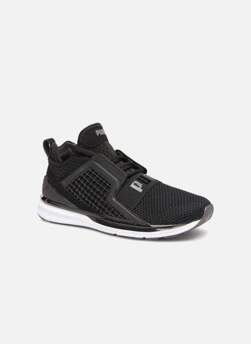Sneakers Puma IGNITE Limitless Weave Zwart detail