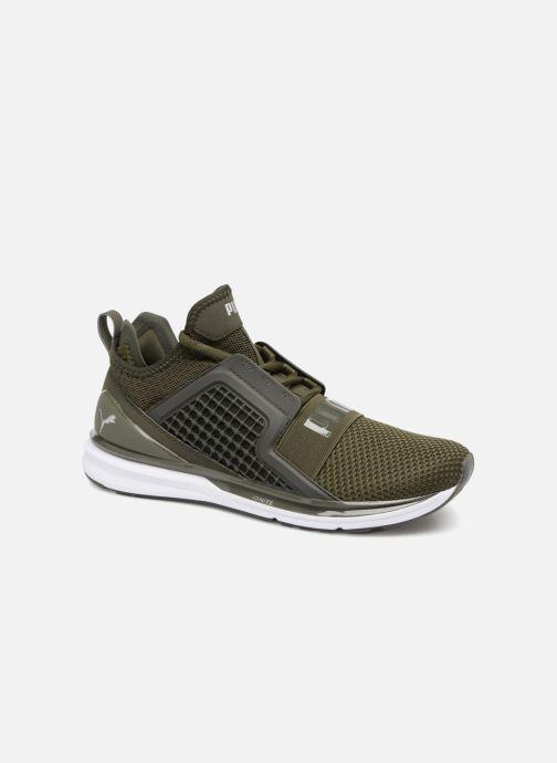 Sneakers Puma IGNITE Limitless Weave Grøn detaljeret billede af skoene
