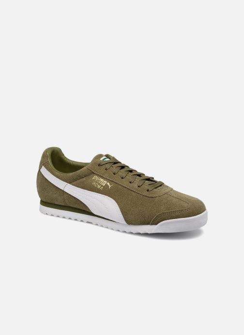 435df8dad Puma Roma Suede (Green) - Trainers chez Sarenza (325019)