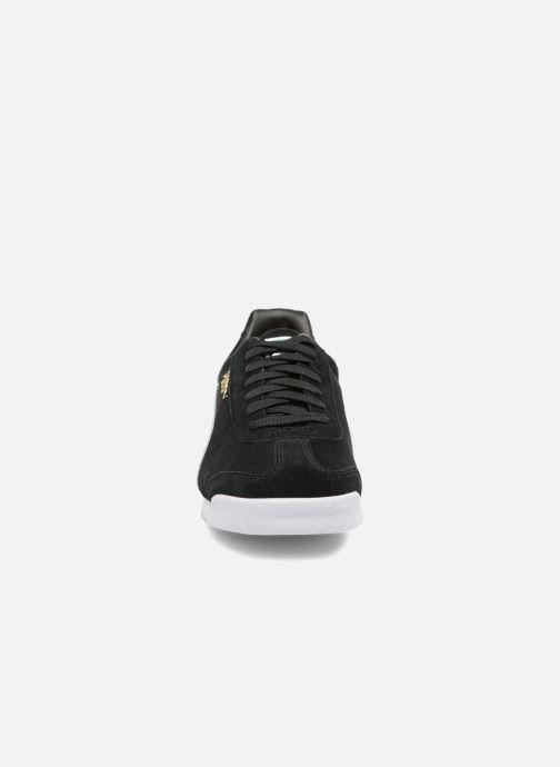 Sneakers Puma Roma Suede Sort se skoene på