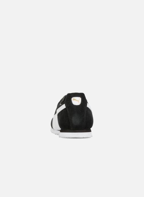 Sneakers Puma Roma Suede Sort Se fra højre
