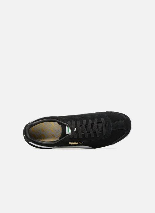 Sneakers Puma Roma Suede Sort se fra venstre