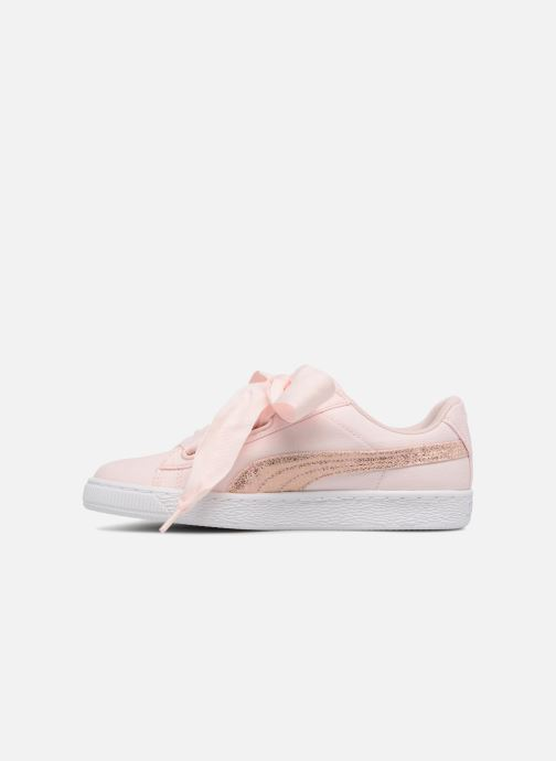 Puma Basket Heart Canvas Wn's @fr.sarenza.ch