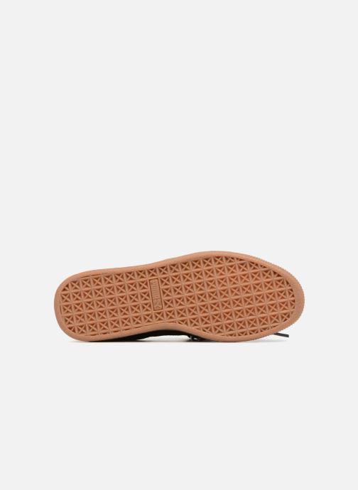 Sneakers Puma Suede Heart VS Wn's Nero immagine dall'alto