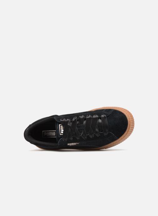 Puma Suede Platform Bubble Wn's (Nero) Sneakers chez