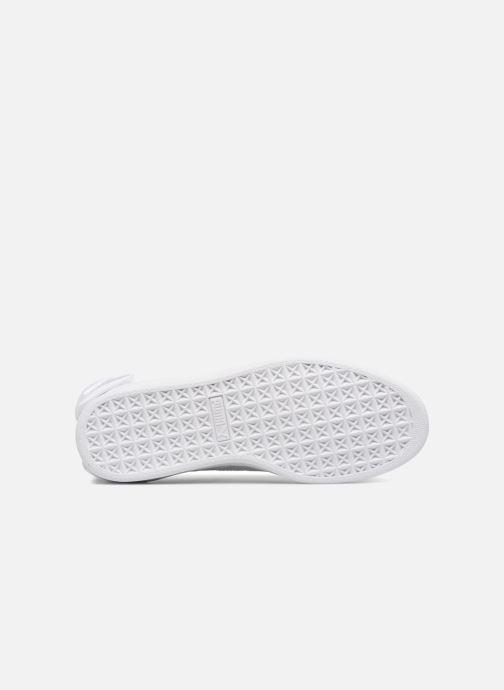 Sneaker Puma Basket Bow Wn's weiß ansicht von oben
