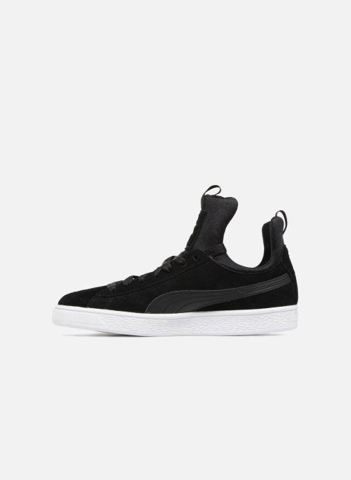 Sneakers Puma Suede Fierce Wn's Zwart voorkant