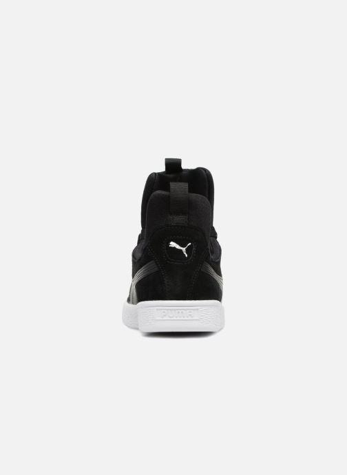 Sneakers Puma Suede Fierce Wn's Zwart rechts