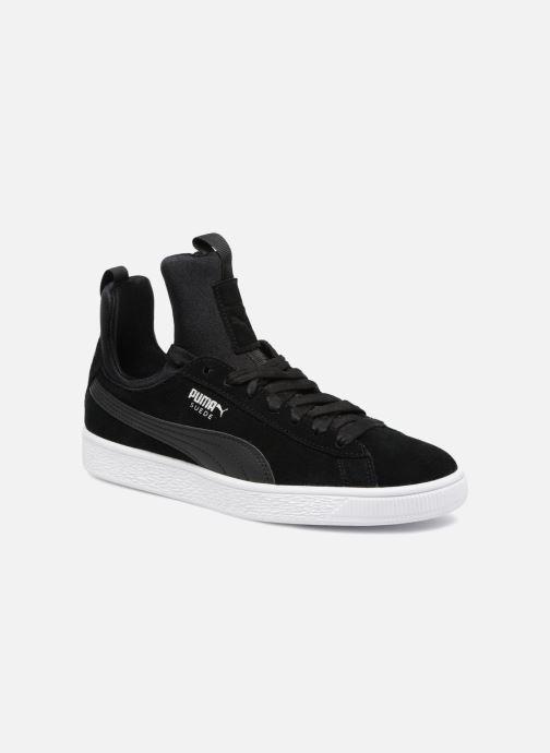 Sneakers Puma Suede Fierce Wn's Zwart detail