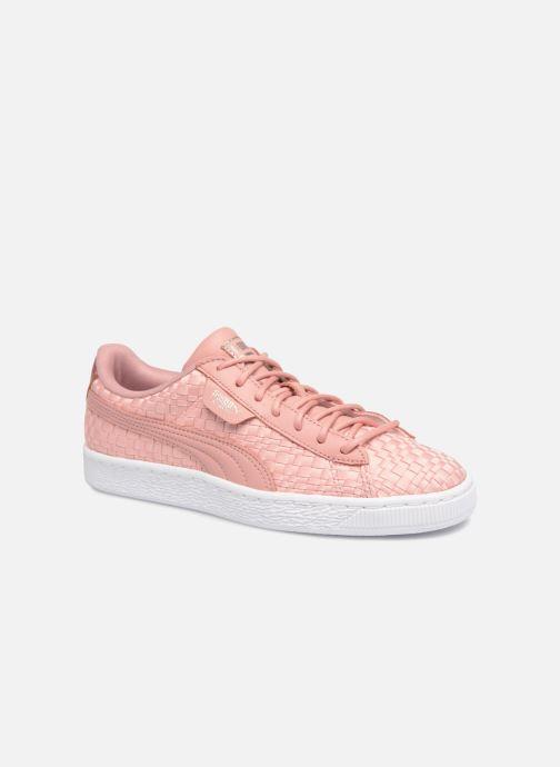 Puma Basket Satin EP Wn's (rosa) Sneaker bei
